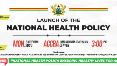 Photo of Launch of National Health Policy